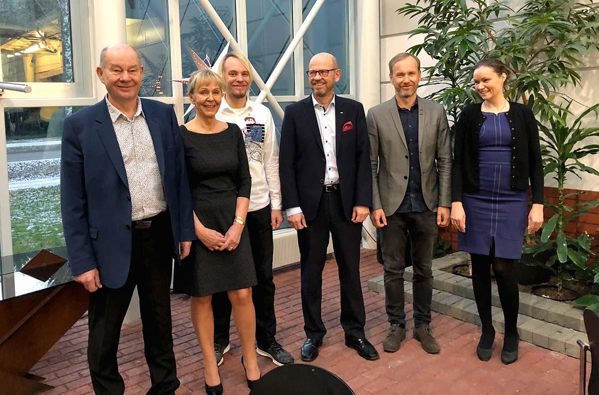 Tilitoimisto Simo Salonen Oy liittyy Aallon Groupiin