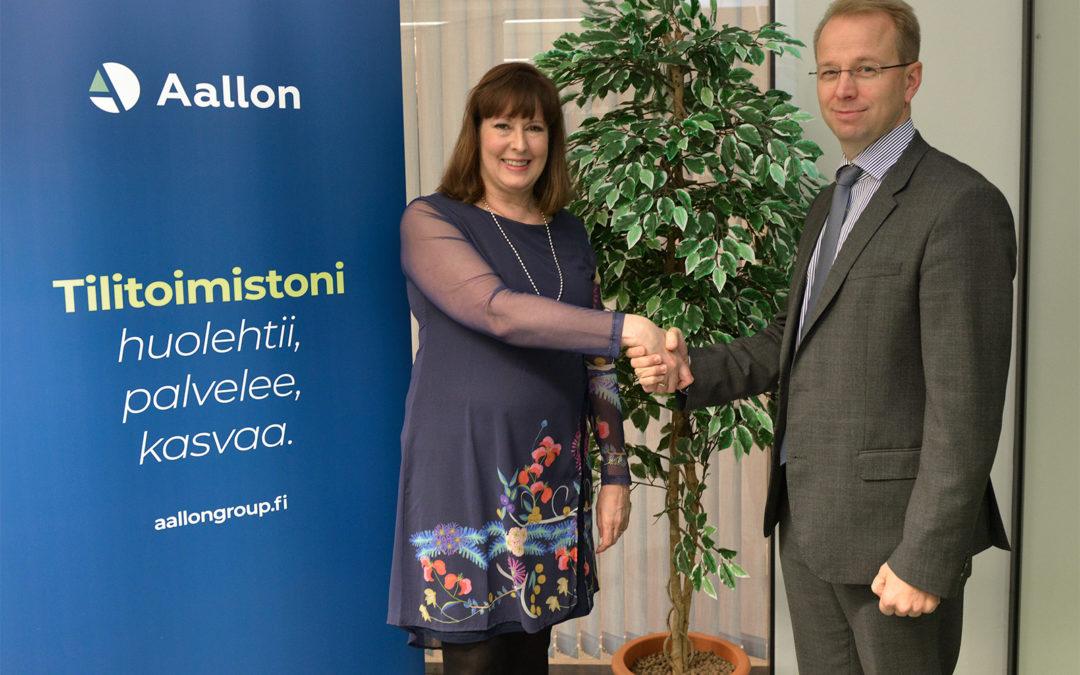 Aallon Group Oyj hankkii Tilitoimisto Avion Oy:n liiketoiminnan