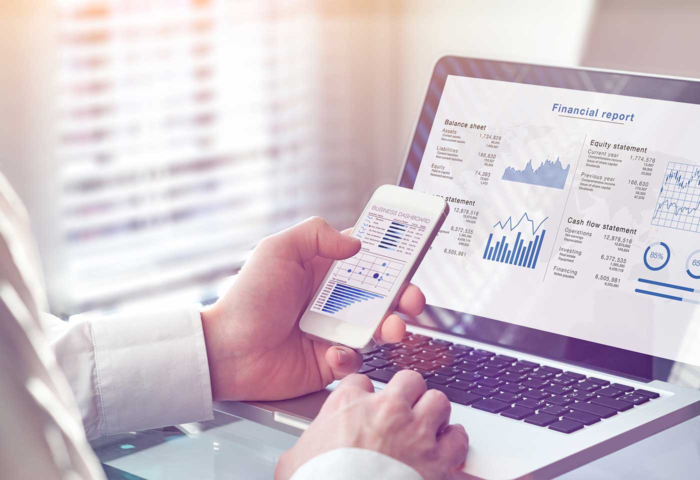 tilinpäätöksen, taseen ja kassavirran tulkitseminen muodostaa perusteet organisaation talouden ymmärtämiselle